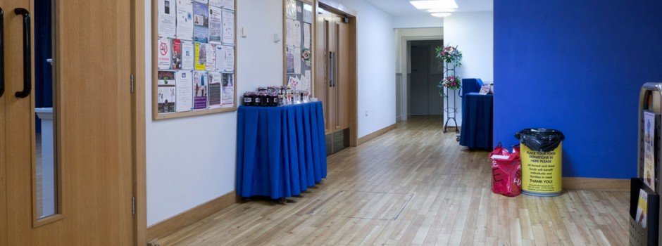 Reception Area (2), St. Andrew's Monkseaton
