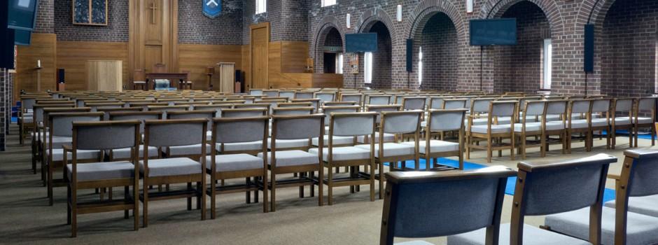 Inside the Church 2, St Andrews Monkseaton