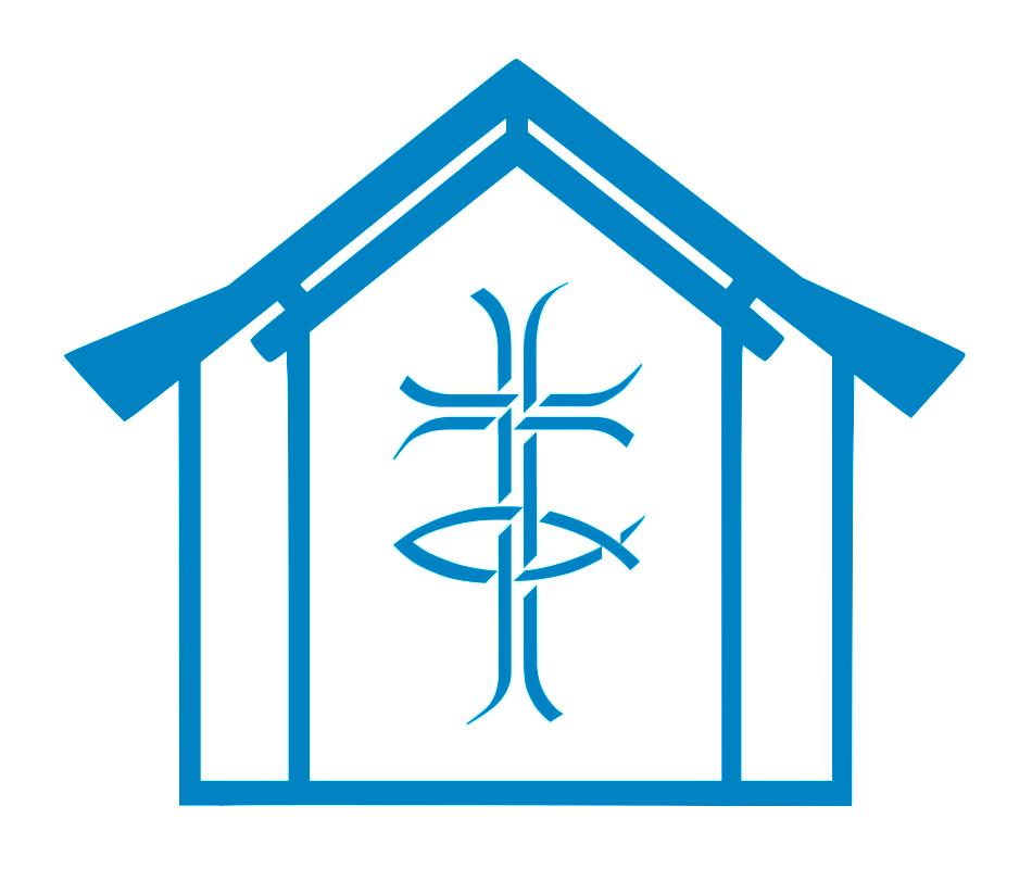 St Andrews Monkseaton blue logo