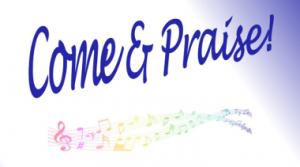 Come and Praise logo